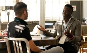 Leadership requires accountability conversations
