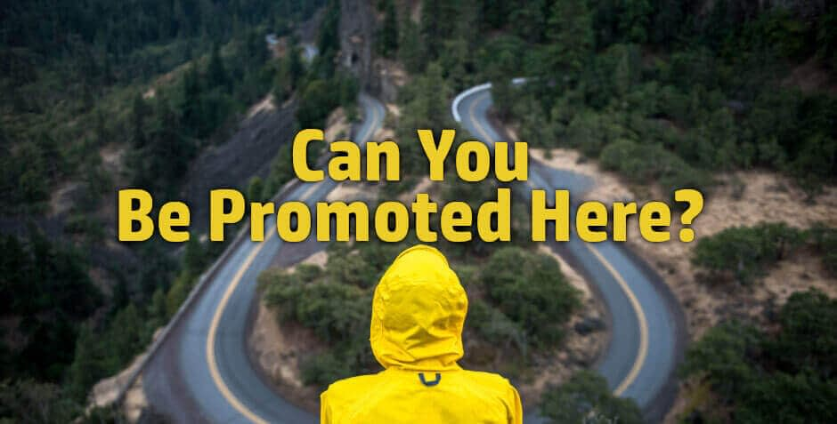 can you get promoted here