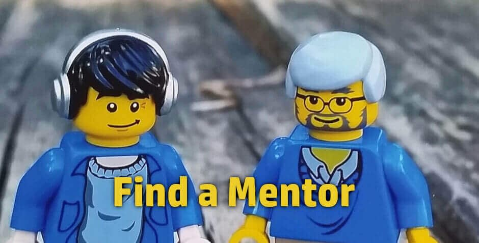 Finding a mentor can be a valuable addition to your career advancement toolkit